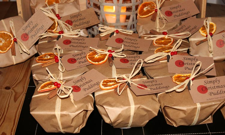 Christmas Gifts Simply Puddings